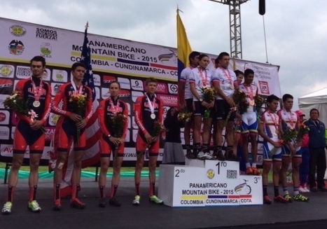 Team USA Cycling Starts Pan Am Continental Championships on the Podium