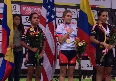 Lepikhina, Mulally Climb Top Steps at Pan American Championships