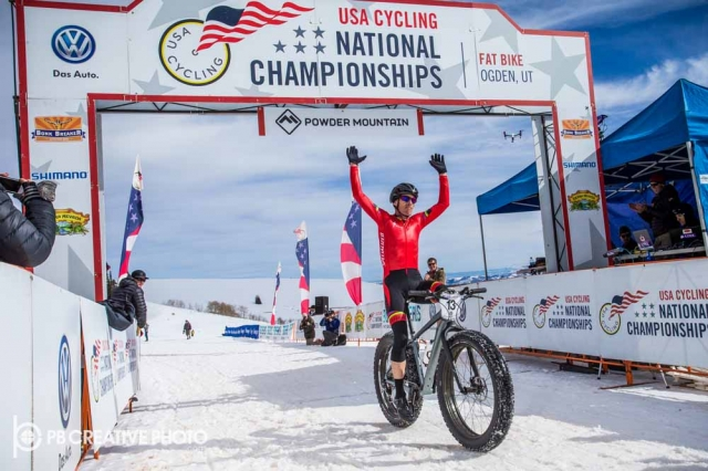 Ned Overend Wins Fat Bike Nationals