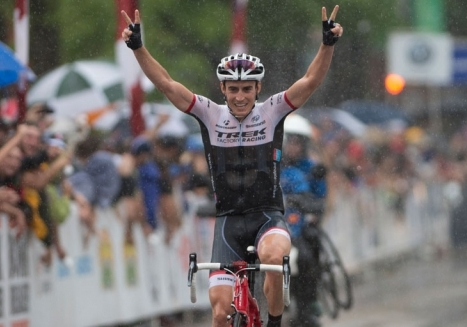 Busche, Guarnier win second Volkswagen USA Cycling Pro Road National Championships