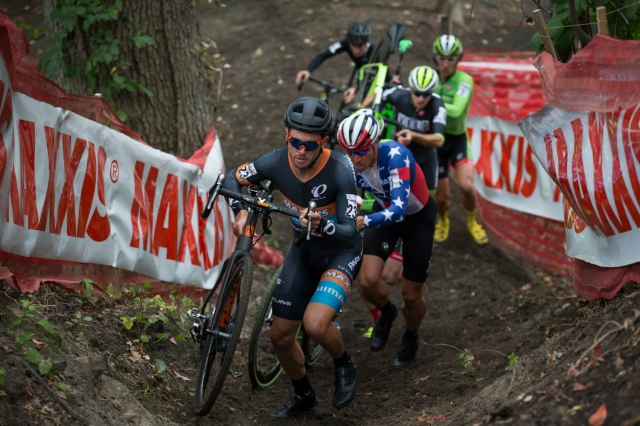 Pro CX: Powers moves into men's lead following KMC CX Festival