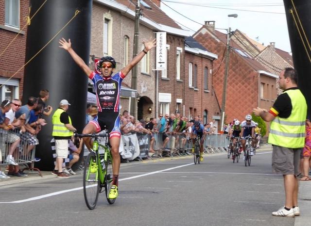 DEVO: Oien wins, podiums to lead Team USA
