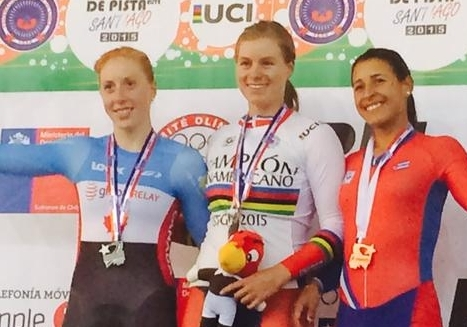 Valente scratches Pan Am Championships gold