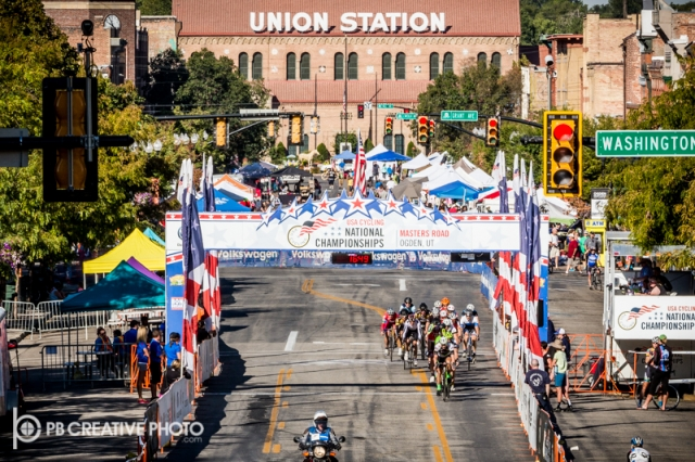 Nineteen criterium champions and all men's and women's Best All-Around Rider awards were decided on Saturday.
