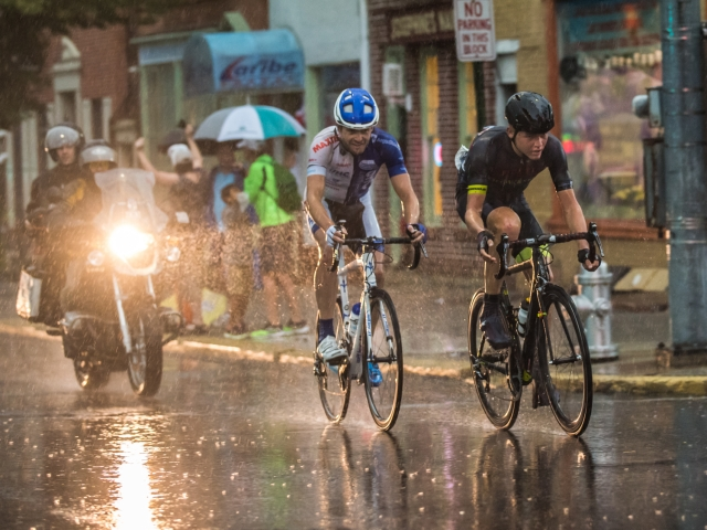 The 2015 NRC ended at the rainy Reading 120.