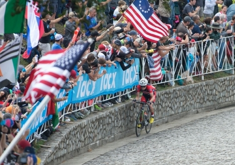 Road Worlds conclude with elite men's road race