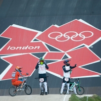 Olympic BMX Quarterfinals, Semifinals and Finals