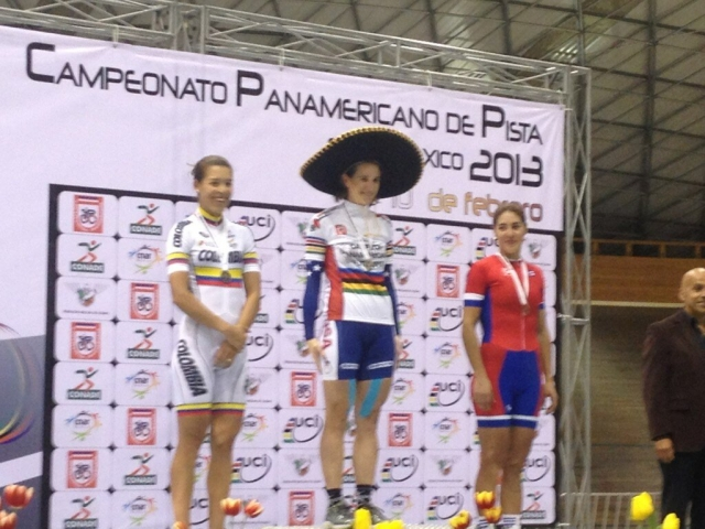 2013 Pan Am Track Beth Newell