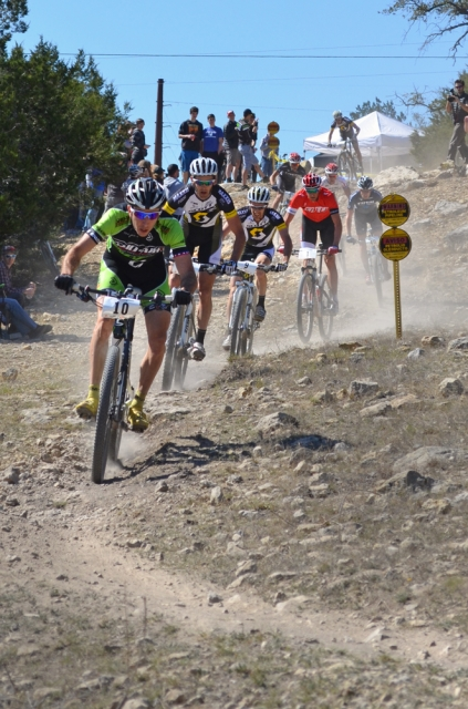 SHO-Air/Cannondale's Jeremiah Bishop finished 2nd