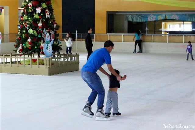ZeePuertoRico.com - Ice Skating Arena