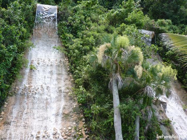 Las cascadas - Como llamar a puerto rico ...