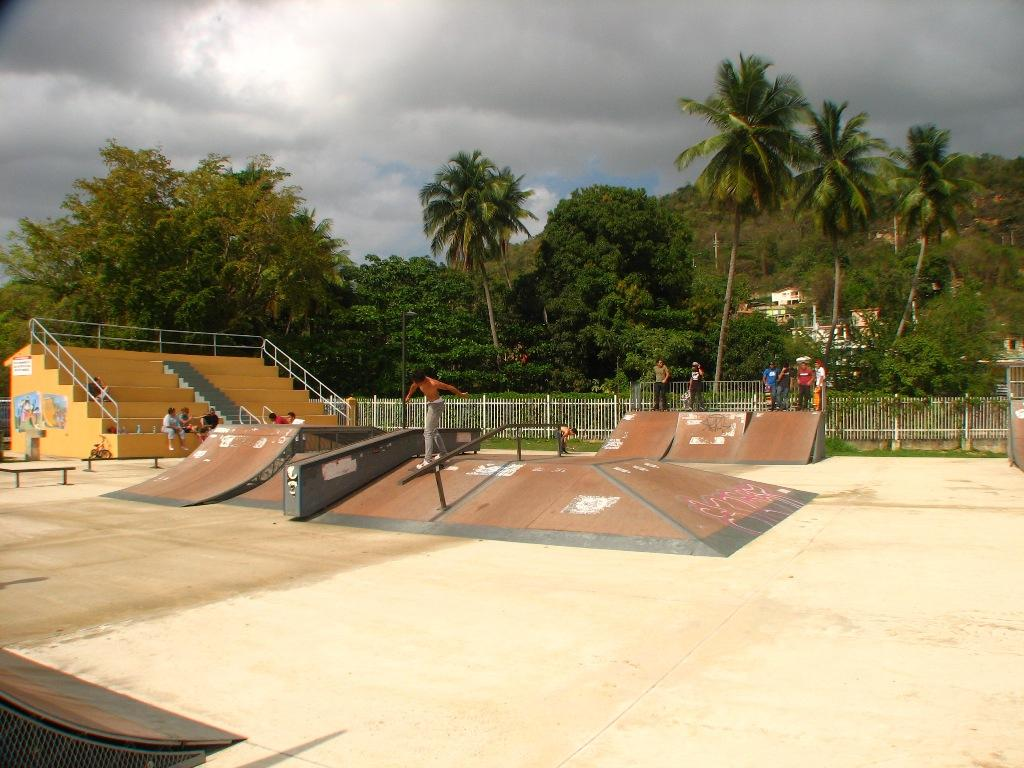 ZeePuertoRico.com - Aguadilla Skate Park