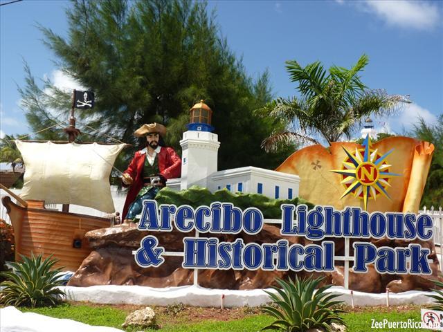 Arecibo lighthouse historical park - Vivir en puerto rico ...