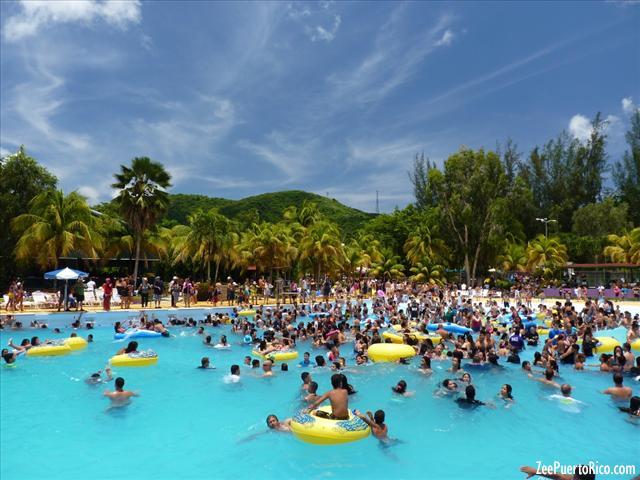 Parques De Agua Y Piscinas En Puerto Rico
