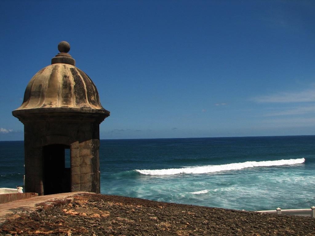 Castillo san felipe del morro - Volar a puerto rico ...