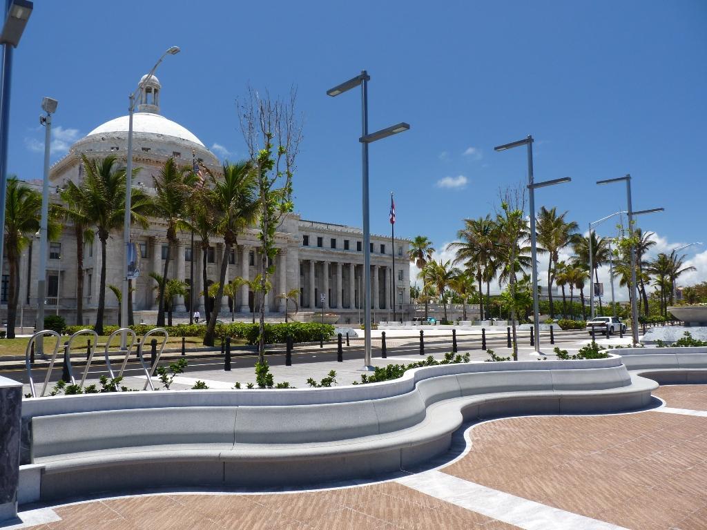 Plaza san juan bautista Duchas modernas puerto rico
