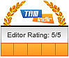 Editor Rating 5/5 at TAMindir
