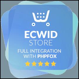 Ecwid Store Integration - free version
