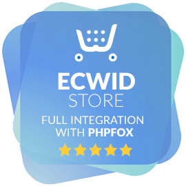 Ecwid Store Integration - cespiritual