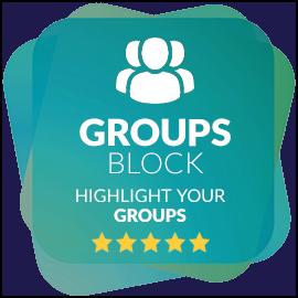 Groups Block - cespiritual
