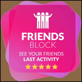 Friends Block - cespiritual