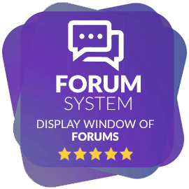 Forum System - cespiritual