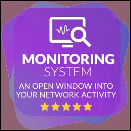 Monitoring System - cespiritual