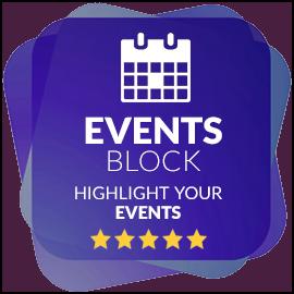 Events Block - cespiritual