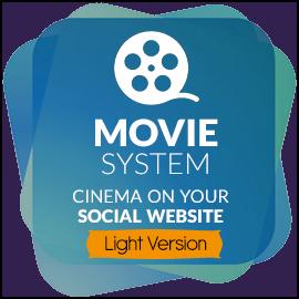 Movies System - Light Version