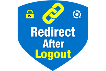 Redirect after Logout