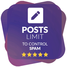 Posts Limit