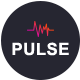 Pulse Music Landing page