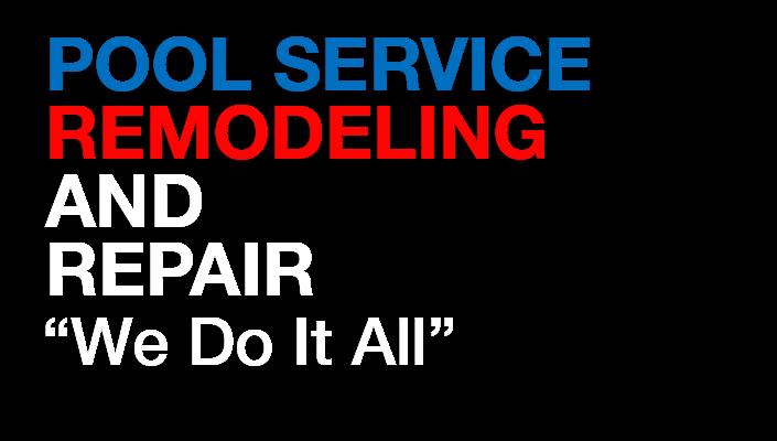 Pool Service Company Spring Houston Tx