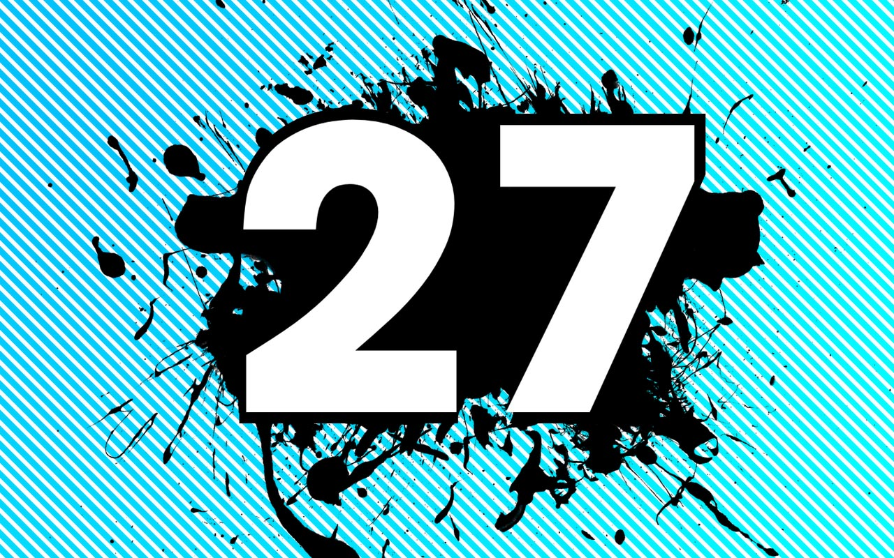 number-27