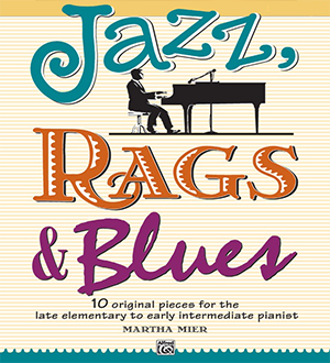 Jazz, Rags, and Blues