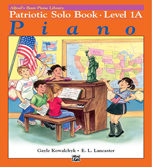 Patriotic Solo Book