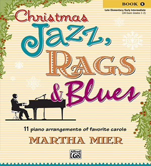 Jazz, Rags and Blues Christmas