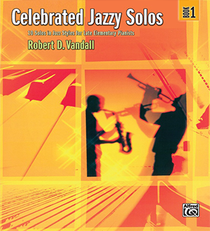 Celebrated Jazzy Solos