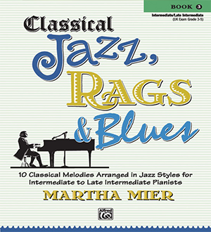 Classical Jazz, Rags, and Blues