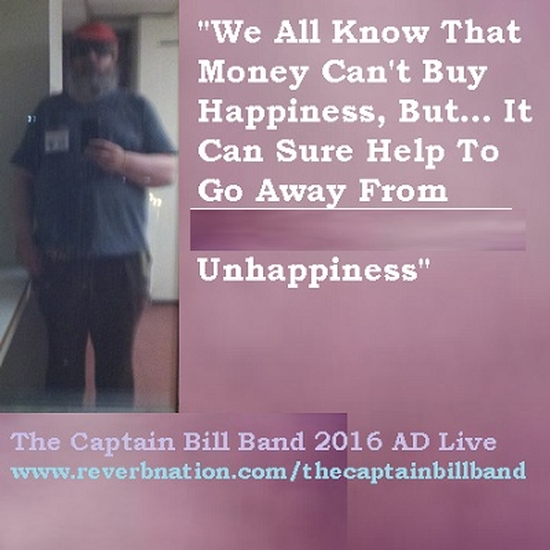 The Captain Bill Band 2019-2025 Ad Live - Vocals ...