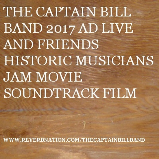 The Captain Bill Band 2019-2025 Ad Live - The Captain Bill ...