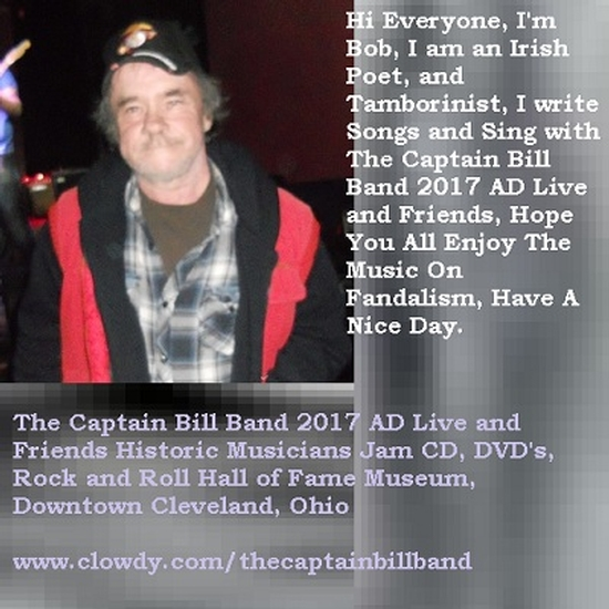 The Captain Bill Band 2020-2025 Ad Live - The Captain Bill ...