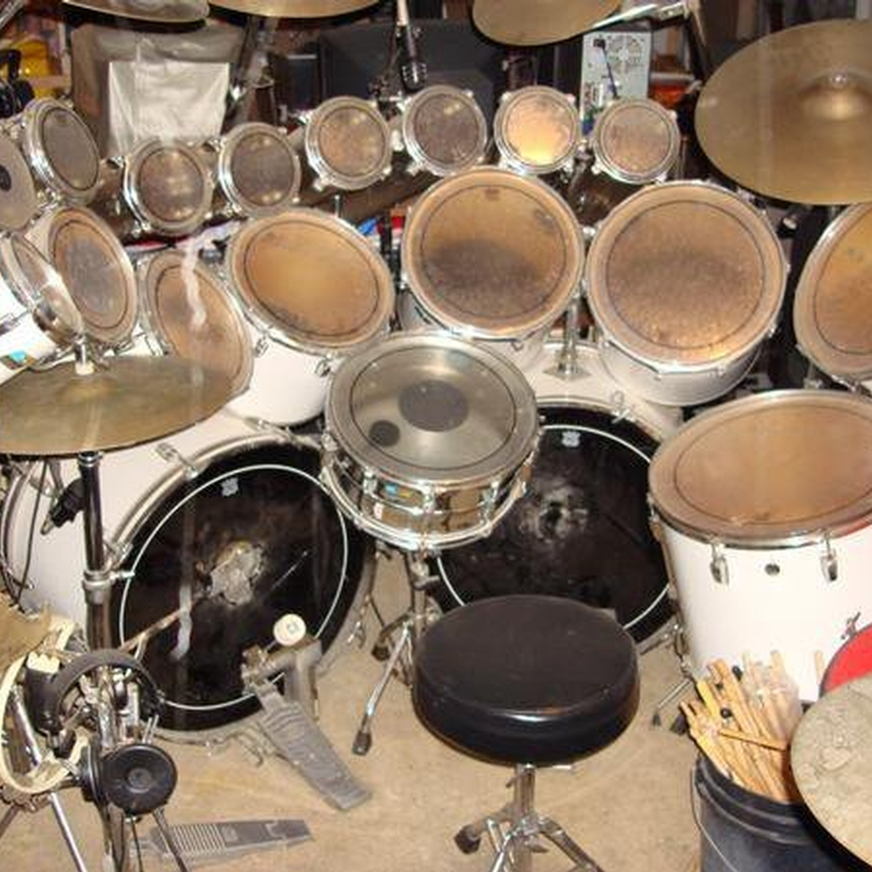 George Lorenzi : jeff plate drum set - pezcame.com