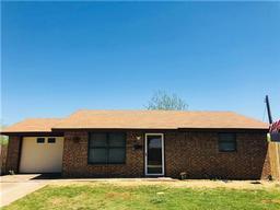 2305 Avenue N, Anson, TX 79501