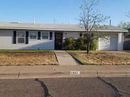 3407 sycamore, midland, TX 79703