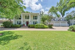 3748 country club circle, fort worth, TX 76109