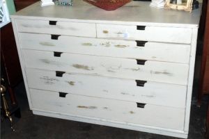 Shabby Chic TV Stand, Dresser or Storage