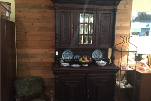 French Renaissance Buffet Cabinet