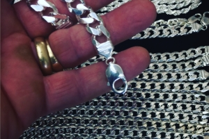 Sterling Silver Bracelets at Objets D'Art