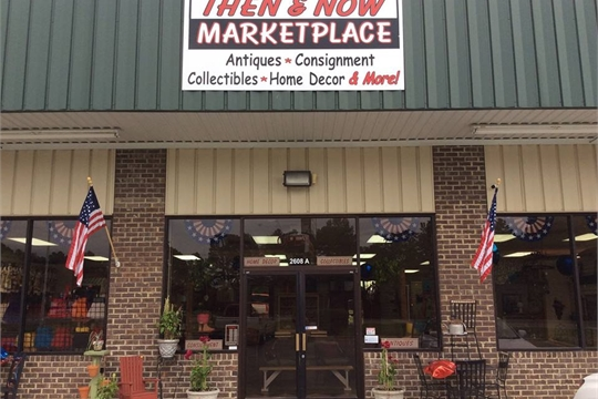 Then & Now Marketplace